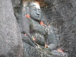 Thirthankara relief, Kallil
