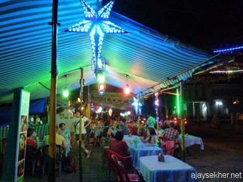 Heavan on earth: Fort Kochi milked in new year lights...