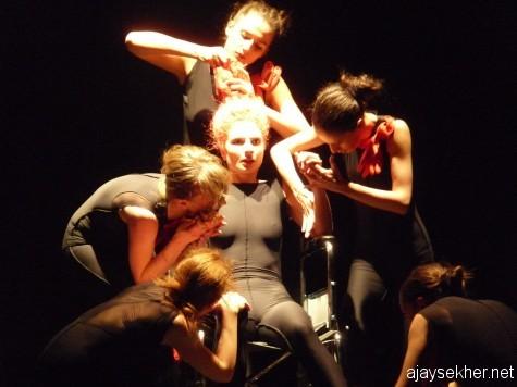 Carmen by Konstantin Purtseadze, Tbilisi Theatre, Georgia.