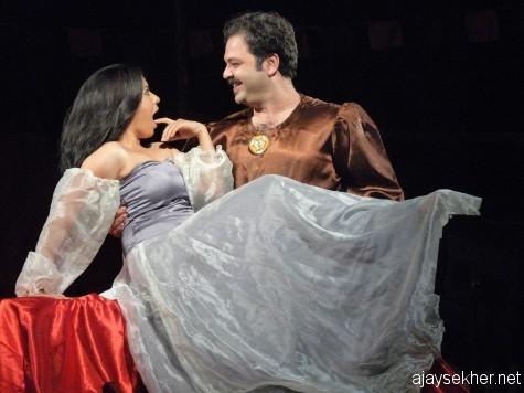 Gajab Kahani a Marathi play by Mohit Takalkar