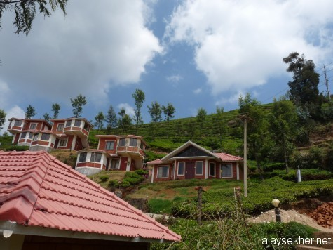 A resort in a tea estate near Naduvattam, Nilgiri district.