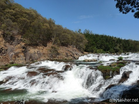 Pykara falls, Nilgiris, early March 2013.