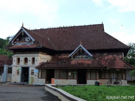 Tazhatangady Jumath Pally, Kottayam.