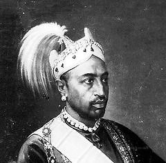 Saktan Tampuran (1751 - 1805) the maker of modern Thrissur and he made Kottekad Tandar his commander-in-chief.