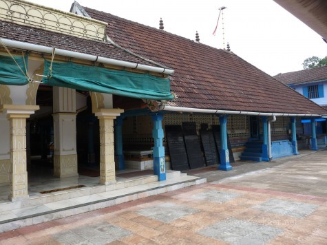 Perum Trikovil Jain temple Calicut, just to the north of Kutichira.  This is the oldest monument in Calicut which has its name from this Kovil as Kovilkod/Koyikod.