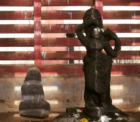 Tara demonized as Yakshi in Trikariyur temple. Similar idols of Tara are found in Yakshi and Rakshas modifications in Kulatupuzha and Neelamperur temples.