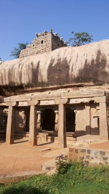 Another rock cut temple in Mamallapuram resembling the monasteries of Ajanta, Ellora and Aurangabad.