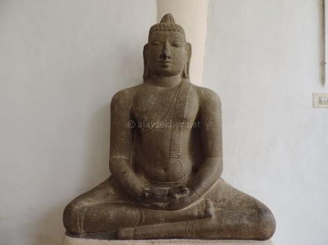 Buddha at Tanjavur Palace Museum
