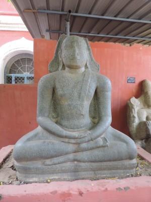Buddha 2 at Tiruchirapally Govt Museum