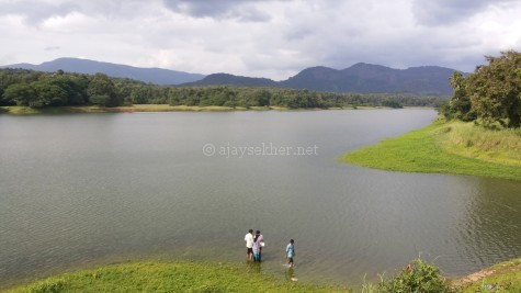 Kuttanpuzha or the riverine forest of Kuttan or Putan towards the north east of Putatankettu reservoir.