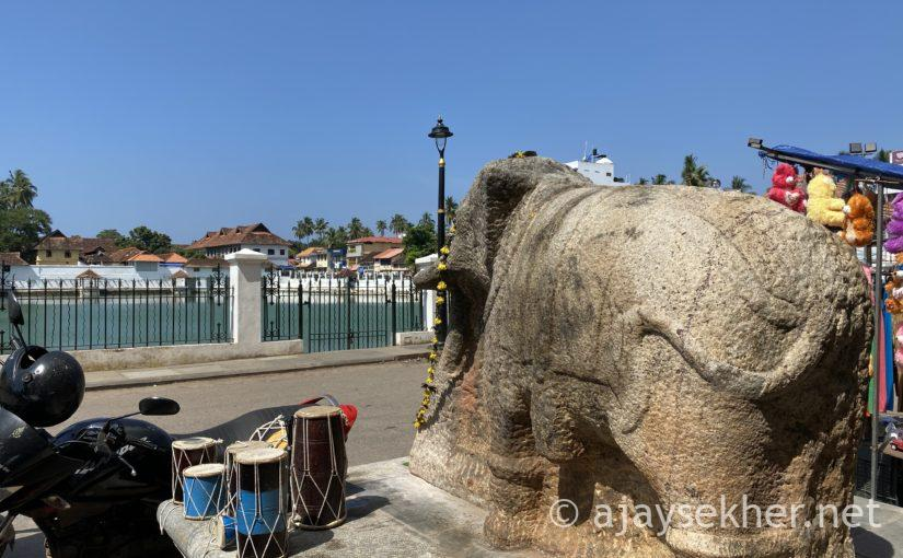 City of Enlightened Joy: Trivandrum or Tiru Ananda Puram